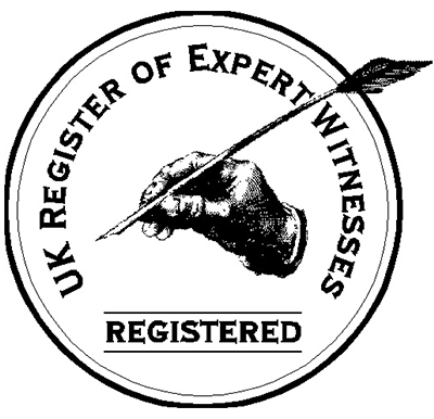 Expert Witness register